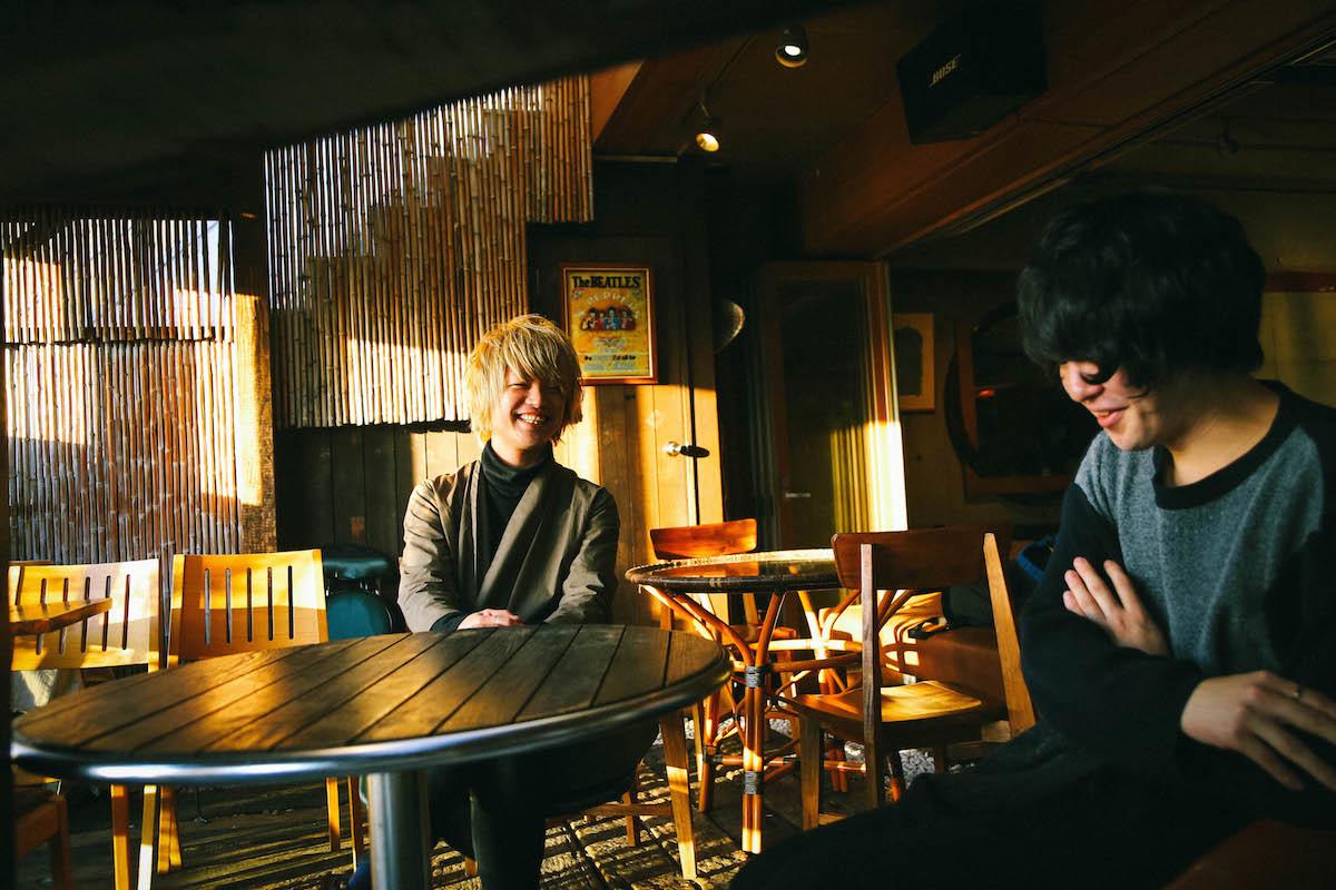 cinema staff・飯田瑞規 / polly・越雲龍馬 撮影=風間大洋
