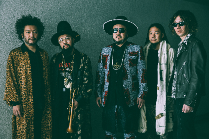 "SOIL&""PIMP""SESSIONS、初のJAZZカバー作品 『THE ESSENCE OF SOIL』リリース決定"