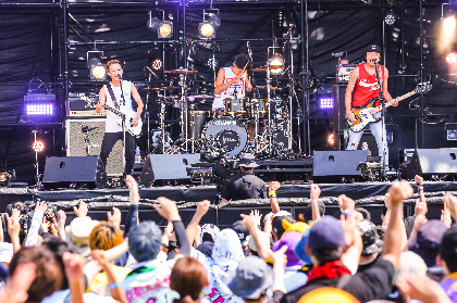 TOTALFAT『RUSH BALL 2020』ライブレポート ーー最前線で戦う音楽戦士が見せた新時代のパフォーマンス