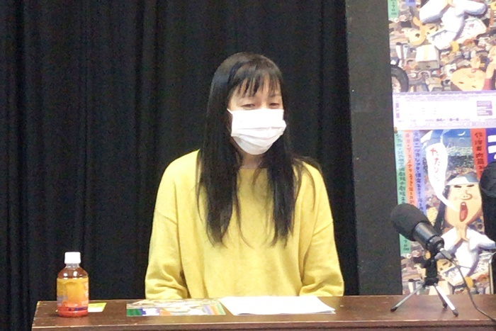 山藤貴子(PM/飛ぶ教室)。