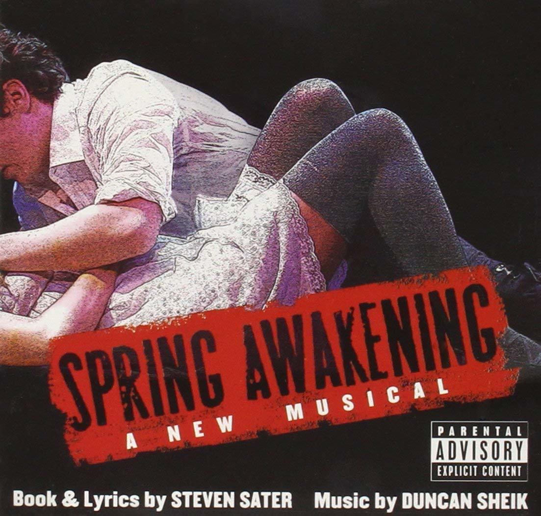 各種サイトで購入できる『春のめざめ』Soundtrack CD