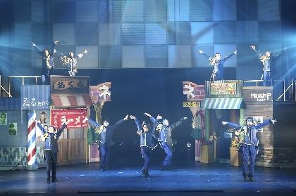 ダンスエンターテインメント集団・梅棒 8th SHOW『Shuttered Guy』が開幕 演出家の伊藤今人よりコメント到着