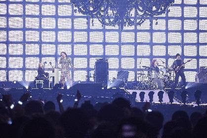 SEKAI NO OWARI 全国ツアー『The Colors』幕張公演 2日間で3万2千人のファンを魅了