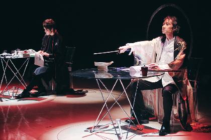 三木眞一郎・宮野真守のリーディング公演『怪談贋皿屋敷』、全3バージョンの映像配信&ドキュメントブックが発売決定
