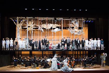 【ゲネプロレポート&インタビュー】宮城聰が語る《妖精の女王》、北とぴあで本格オペラ上演日本初演