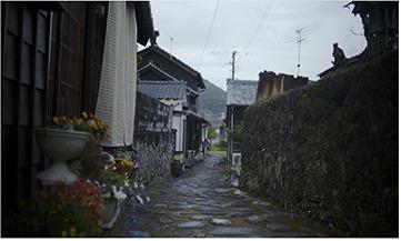 「真夏の通り雨」MVより