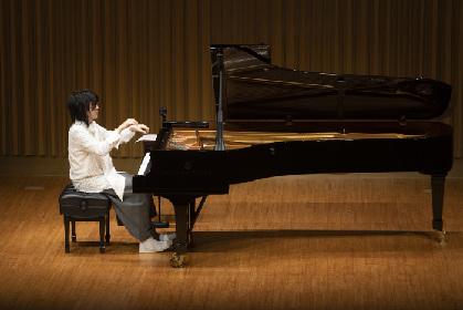 紀平凱成の瑞々しく美しいサウンドが響く デビューアルバム『Miracle』発売記念リサイタルレポート