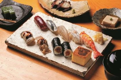 浮世絵から料理が飛び出し味わえる 『おいしい浮世絵展』とのコラボメニューが登場