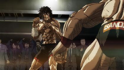 Netflixオリジナルアニメ『ケンガンアシュラ』パート2、『シックス・ハンズ』の配信開始!!