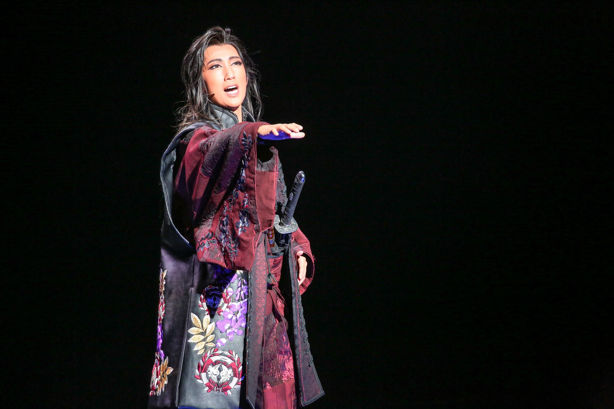 宝塚ミュージカル・ロマン 『El Japón(エル ハポン) -イスパニアのサムライ-』 撮影=田浦ボン