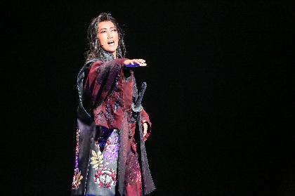 宙組トップスター・真風涼帆が異国で伝説化した侍を演じるヒロイックで快活な娯楽作『El Japón(エル ハポン) -イスパニアのサムライ-』
