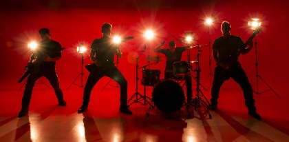 ニッケルバック、ジャパン・ツアー開催決定 日本武道館公演を含む全3公演を発表