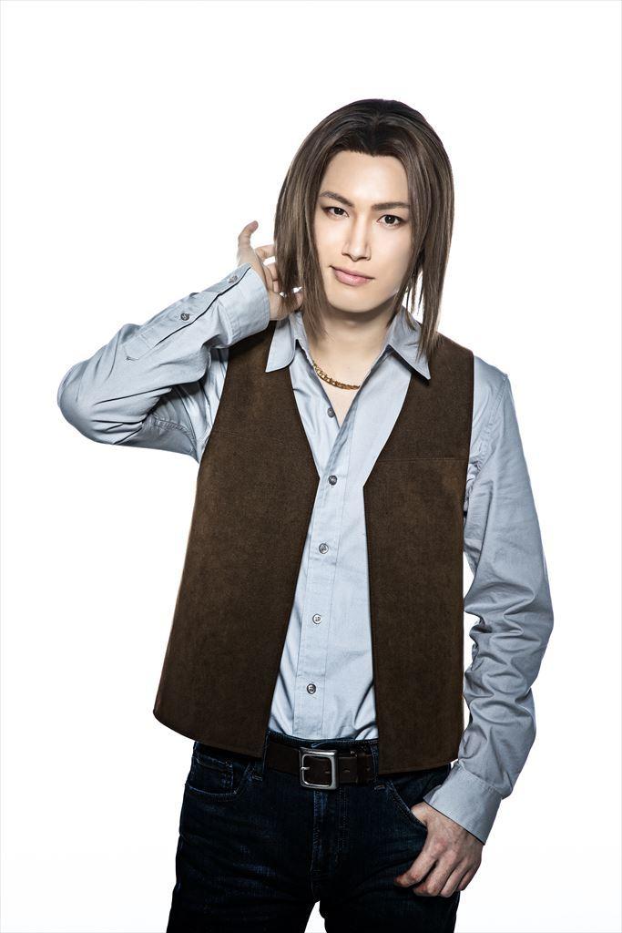 渡草三郎(影山達也) (C)成田良悟/KADKAWA/舞台「デュラララ!!」製作委員会