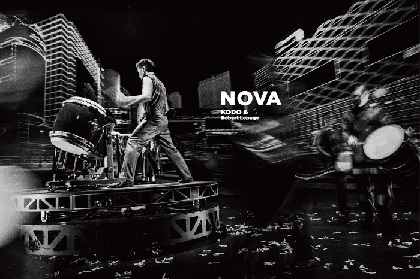 世界初演の『鼓童×ロベール・ルパージュ〈NOVA〉』第二弾トレーラーとキービジュアルが公開