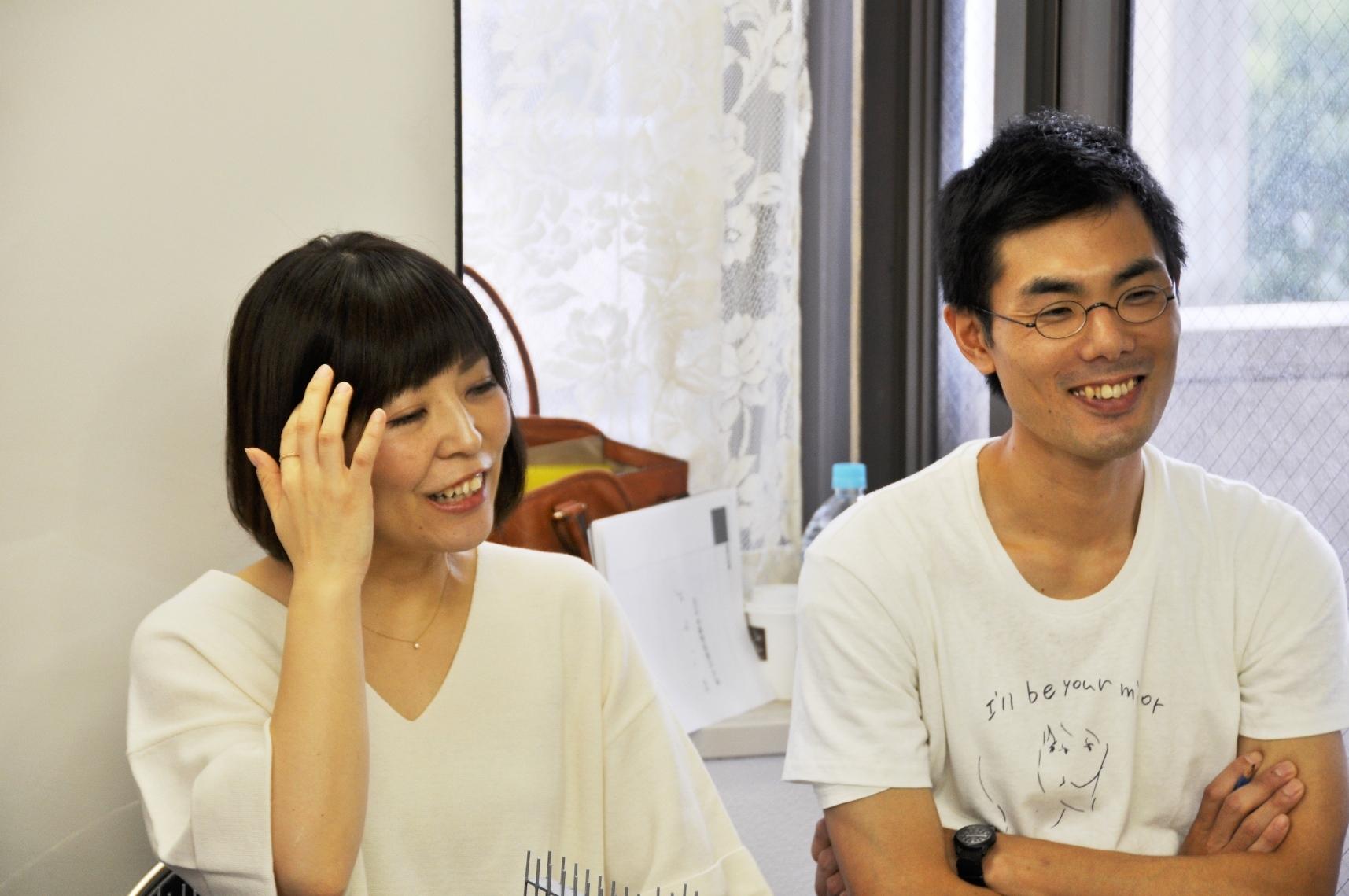 平野は現在維新派で2番目に長く在籍しているベテランの役者。金子は『レミング』で振付を担当するなど、近年松本の右腕的な仕事をしていた。