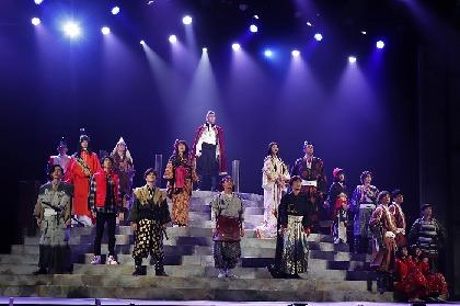 2019年の年末は明治座で「本能寺の変」が勃発!? 平野良、安西慎太郎がW主演『明治座の変~麒麟にの・る~』開幕