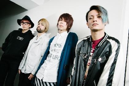 INKT フルアルバム『square』を携えたツアー中に語るバンドの指標