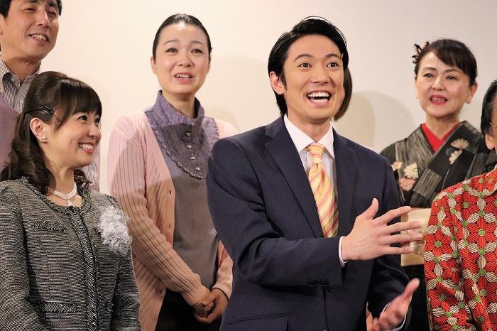 「三谷さんの大河ドラマ、オファー待ってます!」と言いたげな辰巳さん
