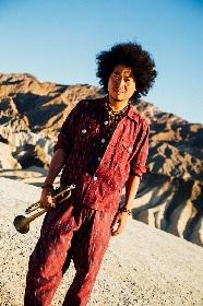 ジャズ・トランペッター黒田卓也、4年ぶりの新作アルバムを発売 発売記念YouTubeトークライブも開催