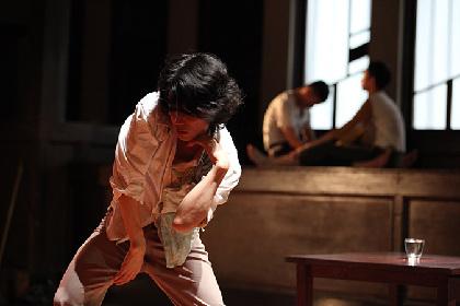 白井剛×中川賢一×ライゾマ堀井哲史、コラボ公演『ON-MYAKU 2016』