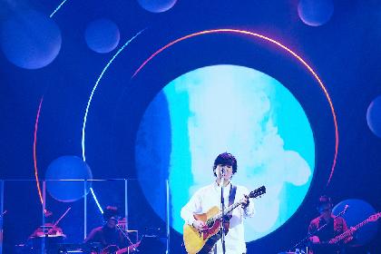 秦 基博、全公演中止となった『HATA MOTOHIRO CONCERT TOUR 2020 -コペルニクス-』の無観客配信ライブオフィシャルレポート