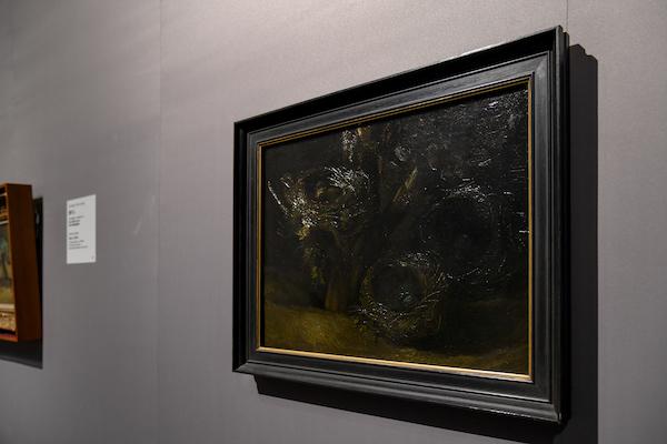 フィンセント・ファン・ゴッホ《鳥の巣のある静物》 ハーグ美術館蔵