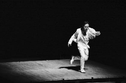 ニューヨーク在住のタップダンサー熊谷和徳が『In-Spire』を上演