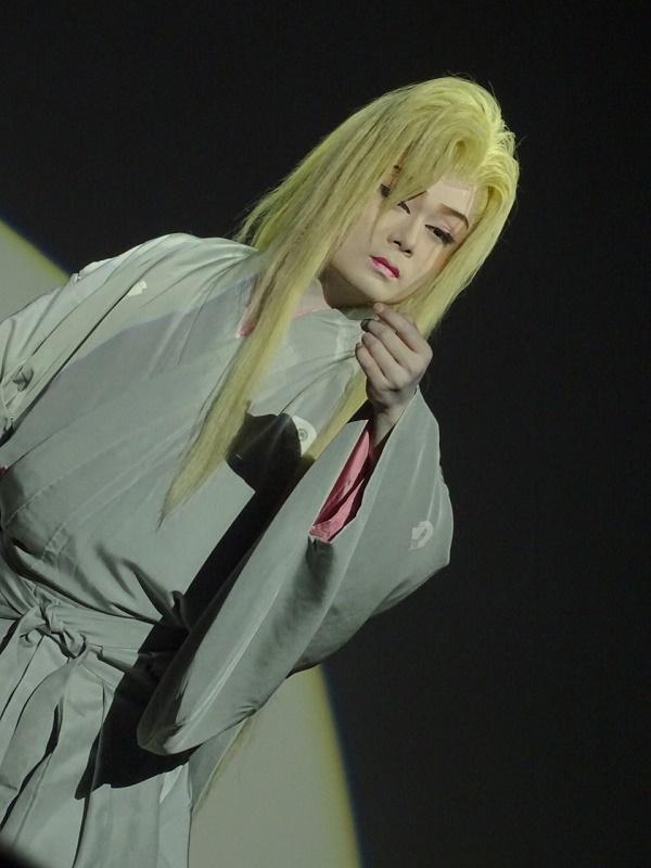 嵐山瞳太郎さん(2015/9/3)花浅葱さん撮影