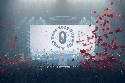 Superfly 代表曲やバックステージにも密着したアリーナツアー映像作品のティザーを公開