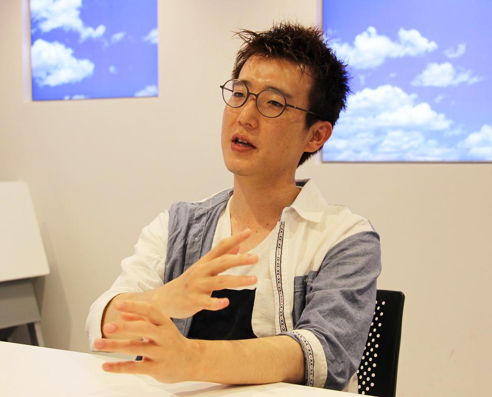 田中健太氏