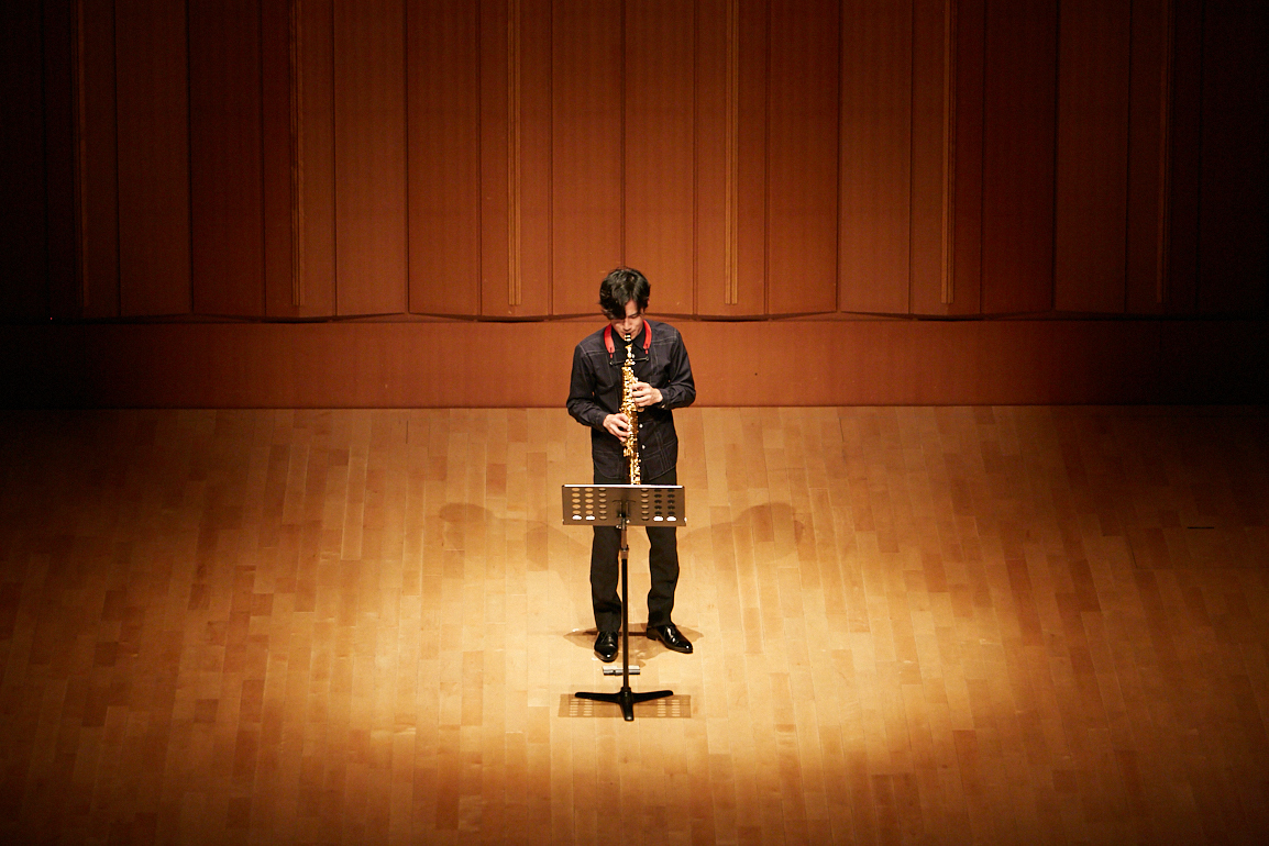『上野耕平のサックス道! Vol.2 上野耕平無伴奏サクソフォン・リサイタル』