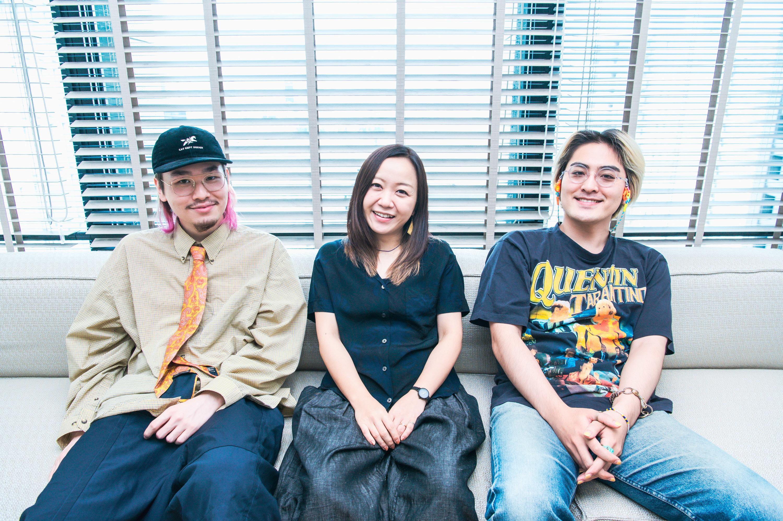 『たとえば ボクが 踊ったら、presents「Chillaxx」』千葉大樹、内田怜央(Kroi)、DJ加藤真樹子