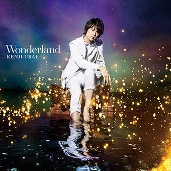 ソロアルバム『Wonderland』