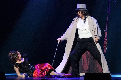 """石丸幹二「私たちの""""夢の世界""""を観に来ていただきたい」ミュージカル『ジキル&ハイド』開幕"""