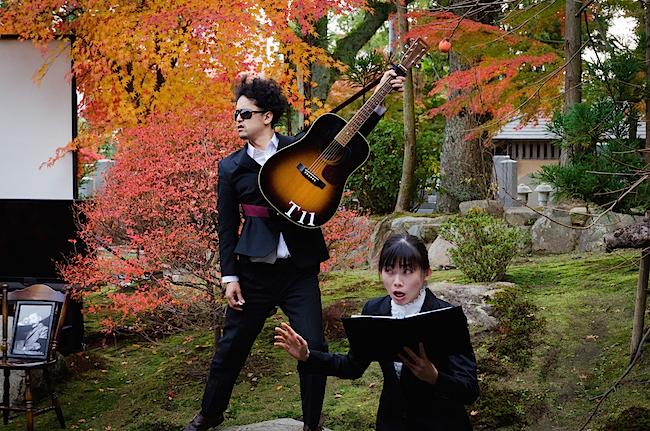 M-PAD2013 夏目漱石『夢十夜』 上演/百景社  撮影:松原豊