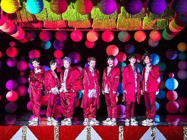 """DA PUMP 新曲「Heart on Fire」MVは""""日本のお祭り感""""と電車内で撮影された""""つり革ダンス""""に注目"""