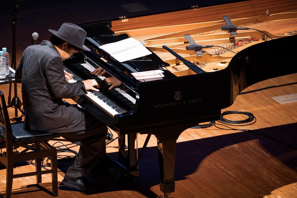H ZETT M『ピアノ独演会』