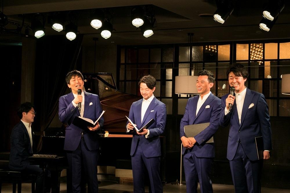 (左から)吉田貴至、La Dill