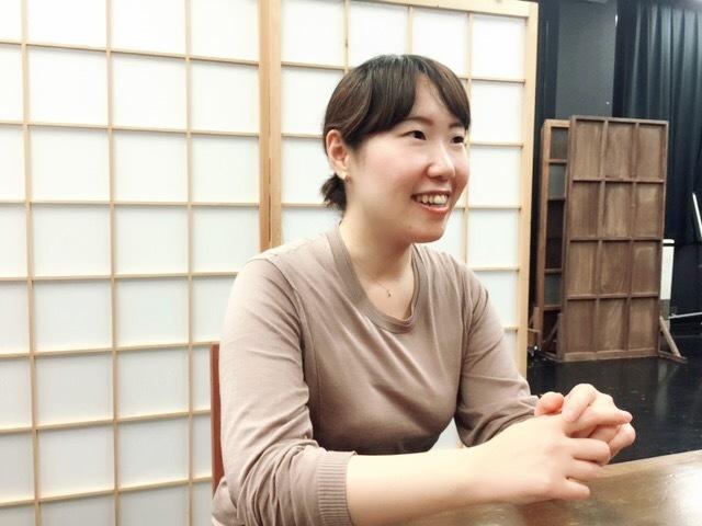 長田育恵さん(SPICE編集部責任による画像掲載)撮影:いまいこういち