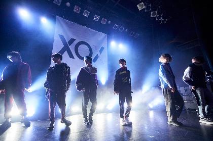 XOX、6人体制で初ライブ 第2章の幕開けで「乗り越えられない壁はないということを証明し続けたい」