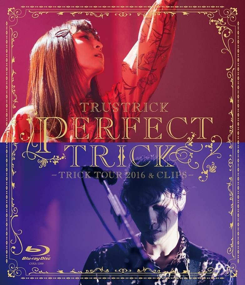 TRUSTRICK『PERFECT TRICK -TRICK TOUR 2016 & CLIPS-』