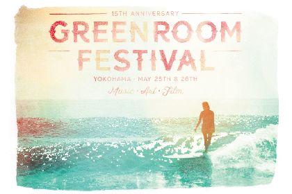 『GREENROOM FESTIVAL'19』 第1弾FILMを発表
