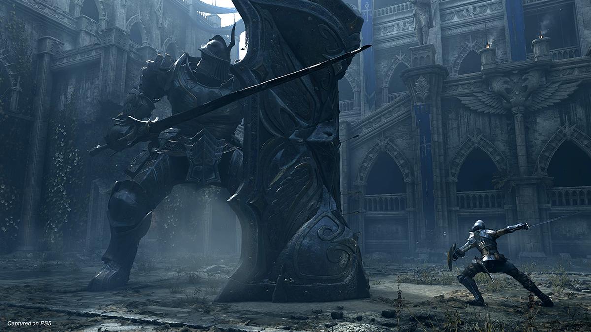 『Demon's Souls』 (C)Sony Interactive Entertainment Inc.