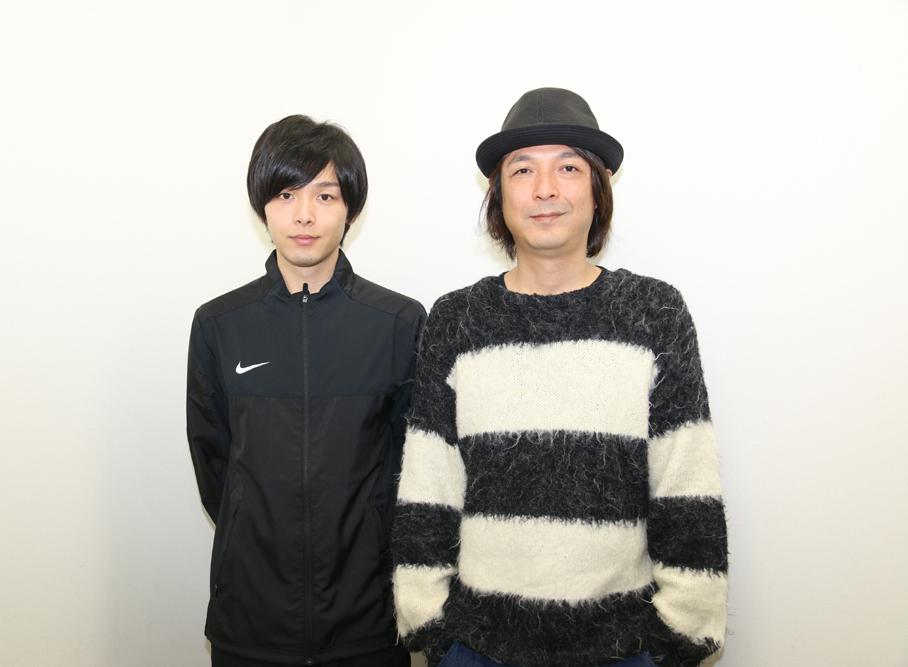河原雅彦、中村倫也 残酷歌劇「ライチ☆光クラブ」