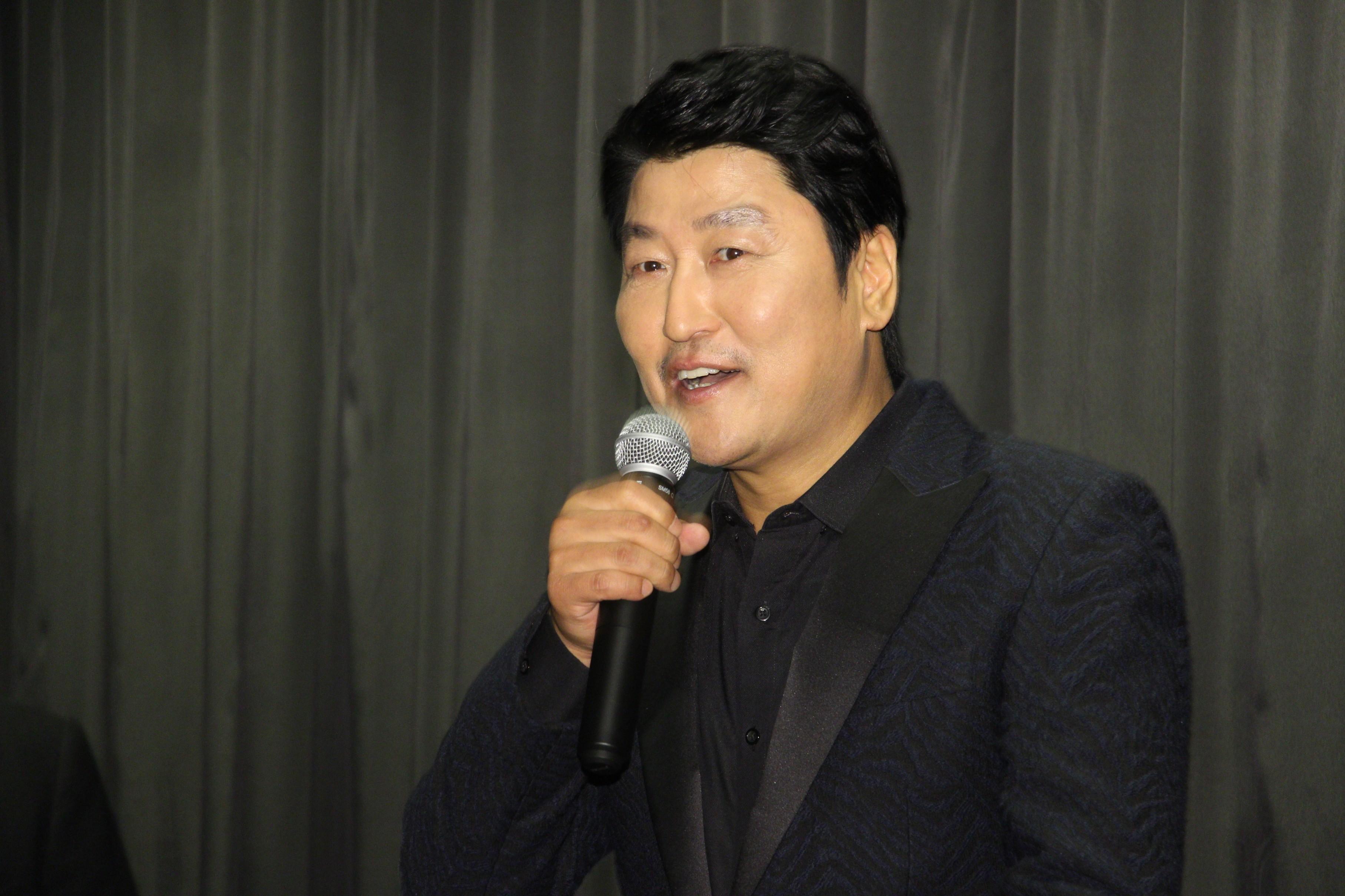 ソン・ガンホ