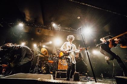 "9mm Parabellum Bullet、ツアーの中止&延期を発表 ""9mmの日""に配信ライブ開催決定"