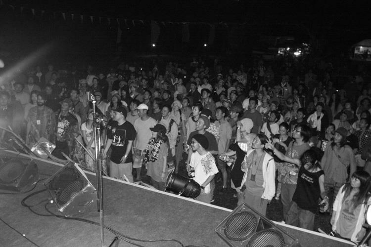 『EXODUS ISLAND FESTIVAL 2012』