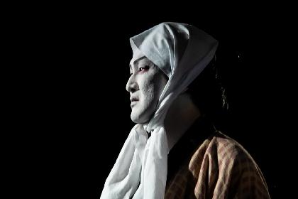 中村獅童『オフシアター歌舞伎 女殺油地獄』開幕~360度客席に「一瞬たりとも気が抜けない」