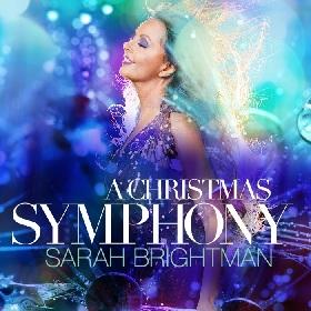 サラ・ブライトマン、初の配信コンサート『クリスマス・シンフォニー』の開催が決定