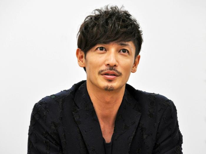 玉木宏 [撮影]吉永美和子